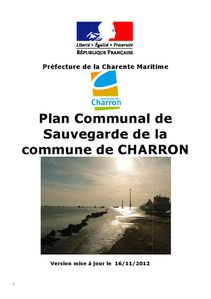PCS 17 charron - couverture