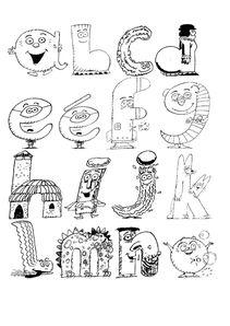 alphabet alpha