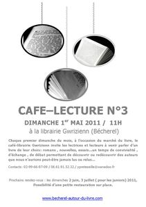caf- lecture 3