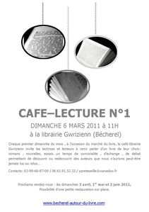 caf- lecture affiche