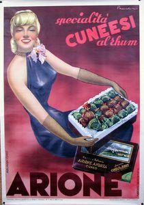 Cioccolatini cuneesi al rhum