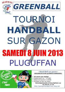 affiche greenball