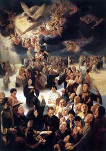 Augustin Zhao Rong : 21 mars. Les 120 martyrs de Chine.