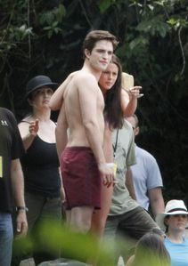 Robsten Waterfall Set 11