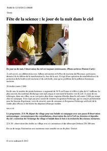 Sud-Ouest 121012