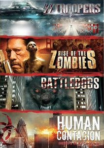SS Troopers Rise of the Zombies Battledogs Human Contagion