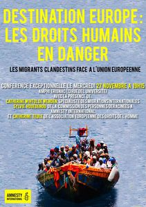 Amnesty Sciences Po 27 11 2013