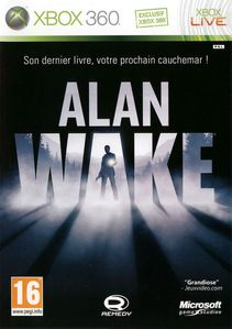 Alan Wake jaquette