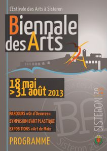 Brochure Biennale 2013