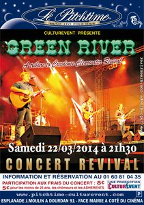 Flyer Green River