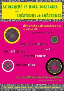 Marché de Noël des créateurs et créatrices