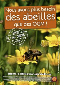 Abeilles VS Ogm