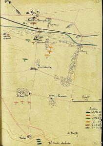 POSITION AU 19140912-17 carte