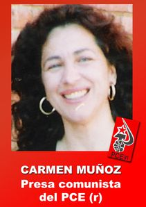 1-CARMEN MUÑOZ PCE(r) gravement malade