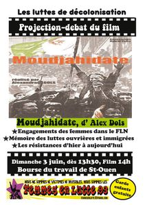 AfficheMoudjahidate