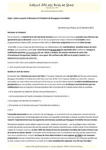 Collectif ZAC BdS - Courrier PDG Bouygues1