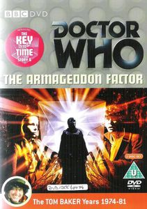 Dr Who - Key to time - part 6 - The armageddon factor