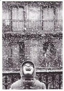 florence sous la neige