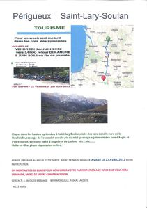 Annonce balade 8 pyrenees