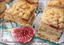 Gateau confiture de figues photo 6