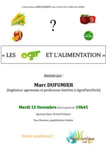 Conference Agro sup