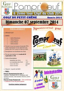 Affiche Pamproeuf