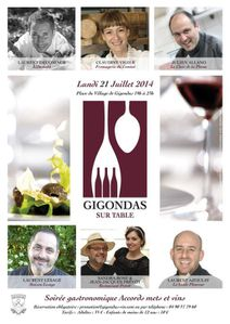 gigondas-sur-table