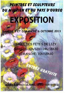 Expo LIZY Sur OURCQ - 2013