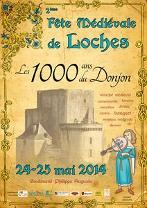 loches fete-medievale
