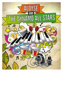 Affiche-Aloyse and the dynamo all stars-2