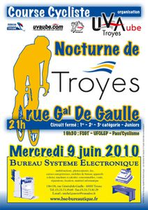 Nocturne Troyes