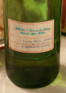 gewurztraminer mandelberg 1973 Preiss Henny