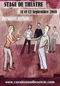 improvis'actions sept
