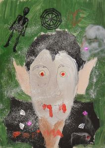 Atelier-Halloween-Peinture-Sedan-Flo Megardon 16