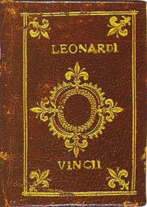 Léonard de Vinci Manuscrit K, Paris