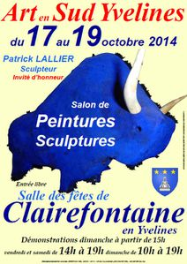 Affiche Clairefontaine