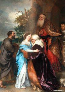 Visitation de la Vierge Marie : 31 mai.