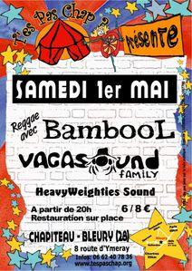 Reggae 1ermai Bleury