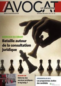 profession avocat magazine