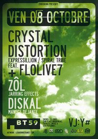 crystal 8 oct