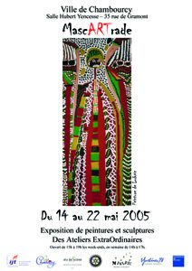 affiche Exposition chambourcy 2005