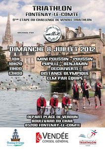 TRIATHLON FONTENAY