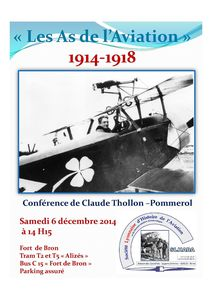 As aviation 1914-18