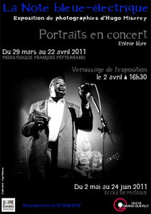 affiche expo blog