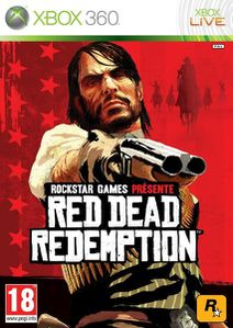 Red Dead Redemption jaquette 360