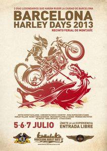 Barcelona-Harley-Days-2013