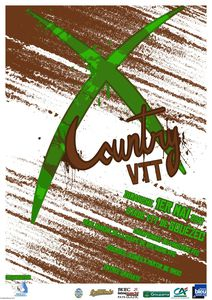 Affiche cross country 2011