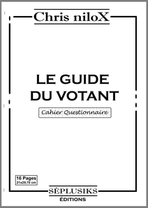 C.Q 2 - Chris niloX - Le Guide Du Votant