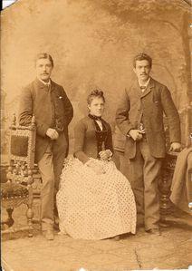 ACKERMANN famille