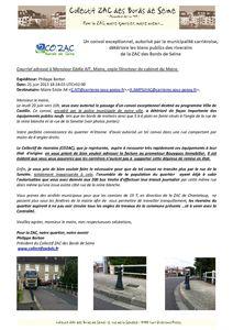 #165 COZAC - Déterioration biens publics